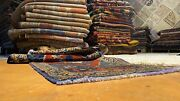 Antique 1900-1930s Turkish Tribal Rugs 1'10× 4'1