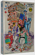 Comic Book Price Guide No. 6 - R.m. Overstreet - Copyright 1976 By Will Eisner