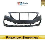 Front Bumper Cover For 2015-2017 Hyundai Sonata Sport Painted To Match Hy1000211