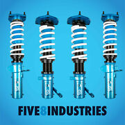 For 88-02 Toyota Corolla   Five8 Industries Height Adjustable Coilovers Kits