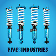 For 89-00 Lexus Ls400 Ucf Five8 Industries Height Adjustable Coilovers Kits