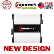 Taramps Smart3 Amplifier 12 Ohms 3000w Rms - Same Day Shipping - Usa Dealer