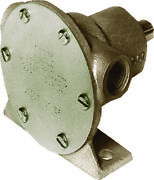 Jabsco 16731001 Pulley Driven Engine Cooling Pump 8.9gpm Bronze 1/2 Haf 5/8 Lc