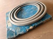 Mercedes Benz Vintage W124 Edge Guard Section For Front Door Hausing.. Genuine
