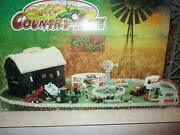 Vintage Country Life Farm Large Toy Set Over 80 Pieces