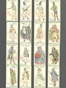 Cigarette Cards. John Player Tobacco. Characters From Dickens.set Of 50.1923