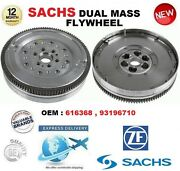 For 616368 93196710 Brand New Sachs Dmf Dual Mass Flywheel With Mounting Bolts