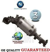 For Nissan Navara D40 2.5 2005-2010 Dpf Diesel Particulate Filter Eo Quality