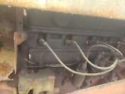 Ford 600 Series Workmaster /utility Working Cylinder Head From Running Tractor