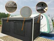 Waterproof Rv Camper Awning Canopy Patio Camping Enclosure Tent New