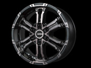 Rays Daytona Fdx Collection 16x6.5j +38 6x139.7 For Toyota Hiace200 From Japan