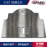 Cat Shield For 2010-2015 Prius Catalytic Converter Protection / Security Shield