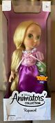Disney Animators' Collection 16 Toddler Doll Rapunzel With Pascal