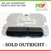 Reman. Oem Engine Control Module Ecm For Holden Rodeo Tf 3.0l Oe 0281010724