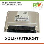 Re-manufactured Oem Engine Control Module Ecm For Bmw 318is E36. Oe 0261204420