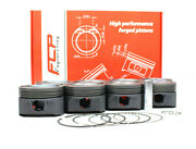 Fcp Forged Piston Kit 84.50mm Cr 9.5 For Audi S6 S7 S8 Rs6 Rs7 4.0 V8 Tfsi