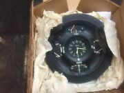 Rolls-royce Silver Cloud I Instrument Cluster Assembly W/clock Nos Nla