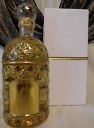 Guerlain Habit Rouge 8.4 Oz / 250 Ml Eau De Parfum Gold Bee Bottle In Box