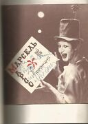 Album Pasted With Posters, Programs,booklets Cinema Theater Latvia Soviet Period