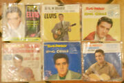 1950's To 1980's 45 Rpm Rock And Roll Records Collection