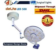 Examination Led Ot Lights Operation Theater Lamp Ceiling/ Wall Mount Euro Design