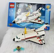 Lego City Space Shuttle 3367 Complete Set In Box 2011
