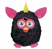 Furby Punky Pink Black And Pink - Hasbro 2012 - Brand New And Factory Sealed Box