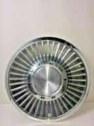 Vintage Ford 1960s 14 In Hubcap Hub Cap Wheel Cover Many Models Cars Parts