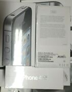 Brand New Factory Sealed And Unlocked Apple Iphone 4s 16gb Black Rare Never Opened