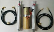 New 1961 Cadillac And Buick Convertible Top Hydraulic System- Pump Hoses Cylinders