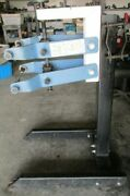 Kent Moore Tool Ch-48845 Strut Spring Compressor With Stand And Adapter