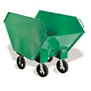New Valley Craft Steel Waste And Chip Truck 1500 Lb Cap