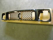 Nos Oem 1973 Ford Mustang Mach 1 Plastic Grille Shell
