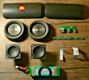 Jbl Charge 2+ Plus Replacement Parts - Usb Board - Battery - Speakers - Radiator