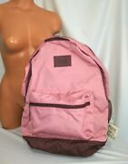 Victorias Secret Pink Graphic Large Full Size Campus Backpack Nwt