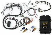 Haltech Elite 2000 Ecu And Terminated Loom Kit For Nissan Rb With S2 Ign Sub Loom