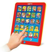 Children's Tablet Pad With Russian Language Fairytales And Songs