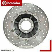 Bmw 800 R 80 Rt 1983-1995 Front Brake Disc Rotor Brembo Floating