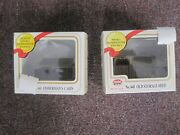 2 Model Power Ho Scale Buildings - New From Store Stock