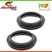 New All Balls Fork Dust Seals For Yamaha Xv250 Virago 250cc And03989-04