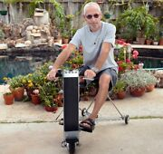 Ltrike - The Ultimate Travel And Mobility Scooter 26 Lbs Complete