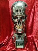 Extremely Rare Original Terminator T800 T2 Judgement Day Sideshow Collectibles