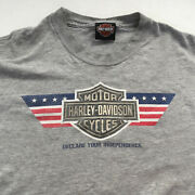 Harley Davidson Motor Cycles Declare Your Independence York Pa 2002 Graphics