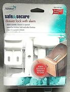 Safe And Secure Drawer Lock With Alarm Premium Safety 09070 K3
