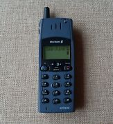 ≣ Old Ericsson Dt570 Mobile Vintage Rare Phone Working