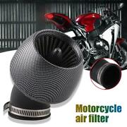 Motorcycle Air Filter 28mm 35mm 42mm 48mmandnbspfor 100cc 125cc Moped Scooter