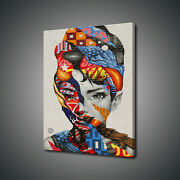 Audrey Hepburn Mural Canvas Print Picture Wall Art Free Fast Delivery