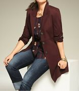 Cabi 2018 Fall Boss Jacket 209 New, Size Xs, Best In Spring Time, Just Dropped