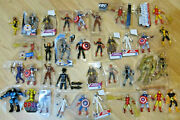 Marvel Universe 3.75 Action Figures Loose Hasbro 3.75 Inch Scale Various Hasbro