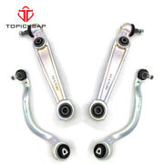 Fit Bmw E70 07-13 X5 08-14 X6 Front Control Arms Arm Ball Joint Set Left And Right